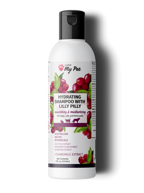 Hydrating Shampoo with Lilly Pilly